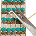 Get Started Beading on a Loom