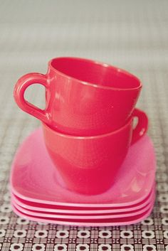 #pink cups