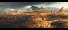 DesertRanger by moonworker1