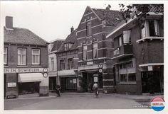 Ganzepoortstraat Goes (jaartal: 1950 tot 1960) - Foto's SERC