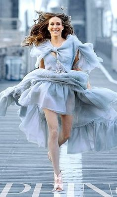 Born: March 25th 1965 ~ Sarah Jessica Parker is an American actress, producer, and designer. She is best known for her leading role as Carrie Bradshaw on the HBO television series Sex and the City.               Spouse: Matthew Broderick (m. 1997)......(SJP in Chanel)