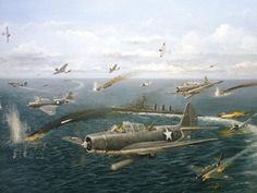 Cool website: www.midway42.org   Good history of the Battle of Midway.
