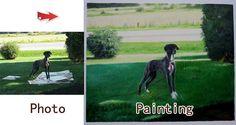 Custom portrait painting,family portrait,wedding portrait,pet portrait,landscape portrait,house portrait and etc,hand painted oil painting