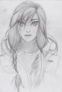 Piper Mclean by alexsdoodles on Etsy