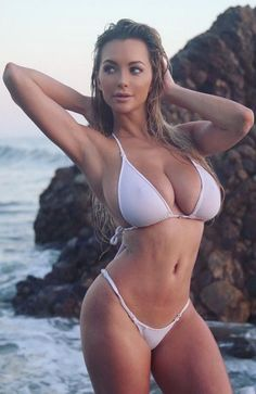 HUGE BREASTED PERFECT BIKINIBODY of sexy #Fitness model : Health, Exercise & #Fitspiration - the best #Inspirational & #Motivational Pins by: http://cagecult.com/mma