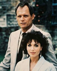 Fred Dryer & Stephanie Kramer
