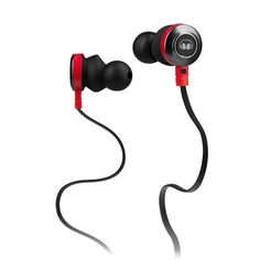 Mobile Clarity In-Ear Headphones with ControlTalk Black MBLCLYHSETIECAB
