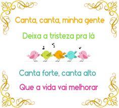 Canta, Canta, Minha Gente - Martinho da Vila