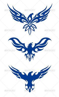 tribal eagles – Tattoos Vectors Source by Wolf Tattoos, Eagle Tattoos, Forearm Tattoos, Body Art Tattoos, Small Tattoos, Tattoos For Guys, Celtic Tattoos, Tattoos Skull, Sleeve Tattoos