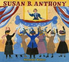 A brief biography of women's rights activist Susan B. Anthony that discusses her early years and her battle to earn women fair treatment and the right to vote.