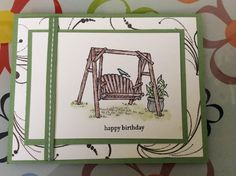 Stampin' Up! Summer Afternoon