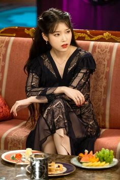 Photo album containing 157 pictures of IU Korean Girl, Asian Girl, Korean Women, Korean Style, Oppa Ya, Luna Fashion, Cute Lace Dresses, Donia, Soyeon