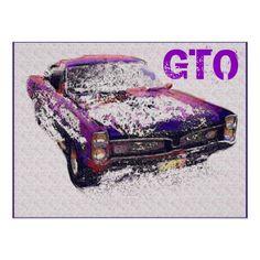 GTO Diner Art