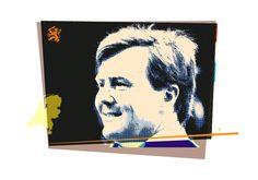 Staatsieportret Koning Willem Alexander