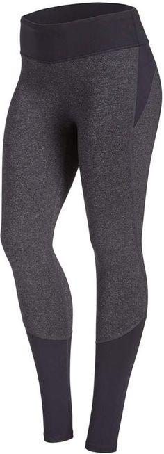 Eastern Mountain Sports Ems Women's Techwick Fusion Colorblocked Leggings