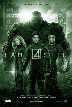 FANTASTIC FOUR (gestyleerd als Fant4stic) is een Amerikaanse sciencefictionfilm uit 2015 onder regie van Josh Trank. De film is gebaseerd op de stripboekenserie Fantastic Four van Marvel Comics. Het is de vierde live-action film over dit superheldenteam, en de derde die door 20th Century Fox wordt uitgebracht. De film heeft geen banden met de vorige 2 Fantastic Four-films van 20th Century Fox, maar dient als een reboot van de filmreeks.