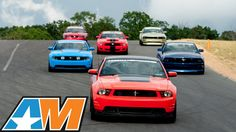 CRAZY Ford Mustang Videos!  Mustang Madness at AmericanMuscle.com - SUBS...