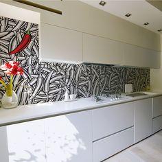 Inkiostro Bianco -Wall Decoration