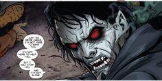WHO: Morbius, the Living Vampire