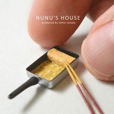 """10.7 k mentions J'aime, 151 commentaires - Nunu's House (@nunus_house) sur Instagram : """"おはようございます! 今朝ごはん作ってるから ちょっと待ってね! コメント全部拝見してます✏️ 返せず申し訳ありません! すげー励みになってます #miniature #ミニチュア…"""""""