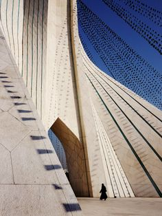 Azadi (Freedom) Monument - Tehran, Iran