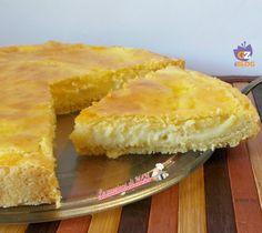 La torta pasticciotto è la versione torta dei tipici pasticciotti leccesi