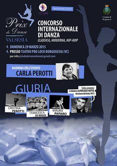 Prix de Danse Valsesia « weekendinpalcoscenico la danza palco e web   IL PORTALE DELLA DANZA ITALIANA   weekendinpalcoscenico.it
