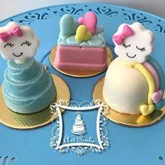 Trufas #trufasdecoradas #doceschuvadeamor #doces #chocolate