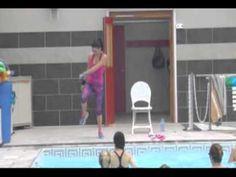 ▶ Aqua Zumba® Disturbia by Marlène - YouTube