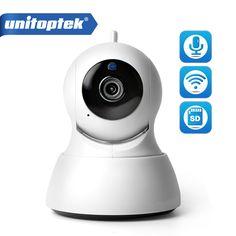 WIFI IP Camera Wireless 720 P 1.0MP IR 10 M A Due Vie Audio CCTV di Sicurezza di Sorveglianza Telecamere Intelligenti Wi-Fi Baby Monitor APP iCSee