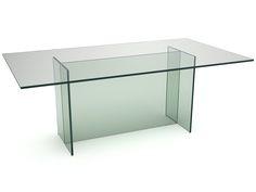 mesa de jantar moderna de vidro Decora??es para o lar Pinterest ...