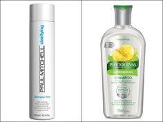 Shampoo antirresíduos para dar aquela limpada extra uma vez por semana. | 40 versões mais baratas de produtos de beleza que viraram hit
