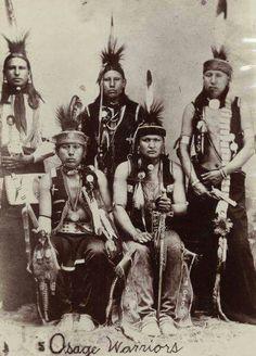 Osage of the Ozarks