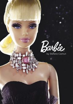 $ 300,000-500,000 Barbie has bling