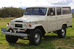 1965 Toyota FJ45LV Land Cruiser