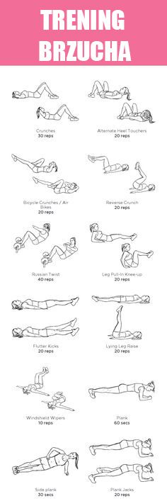 Six Pack Abs Workout Routine: my custom printable workout by by Chelsey Lynn Reker Workouts To Get Abs, Effective Ab Workouts, Fun Workouts, At Home Workouts, Weight Workouts, Workout Routines For Women, Abs Workout For Women, Workout For Beginners, Woman Workout