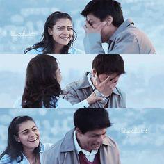 My name is Khan, 2010 Bollywood Quotes, Bollywood Couples, Bollywood Stars, Bollywood Celebrities, Shahrukh Khan And Kajol, Shah Rukh Khan Movies, Funny Dp, My Name Is Khan, Srk Movies