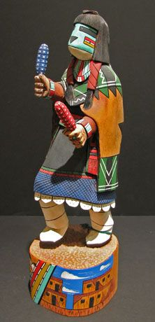 Corn Maiden Kachina Spirit