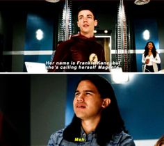Basically if Cisco didn't name the villain it's a meh The Cw Shows, Dc Tv Shows, Supergirl Dc, Supergirl And Flash, Le Flash, Marvel Dc Movies, The Flash Grant Gustin, Cw Dc, Superhero Memes