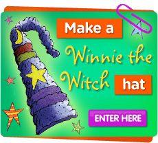 Make a Winnie the Witch hat