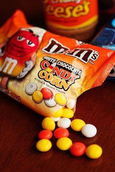 M's Candy Corn Oh my gosh!