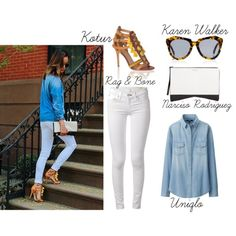 Jamie Chung, polyvore.com by silvanacasalins81