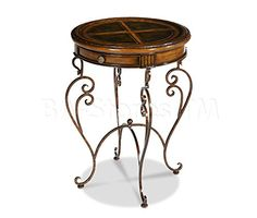 Discoveries One Drawer Round Accent Table by Michael Amini Aico Furniture http://www.amazon.com/dp/B00ZXHCBOI/ref=cm_sw_r_pi_dp_JiaSvb0VCG0WV