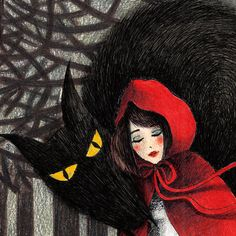 Miles To Go Before I Sleep (Little Red Riding Hood)