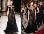 Keira Knightley In Elie Saab Couture – 'Anna Karenina' Toronto Film Festival Premiere
