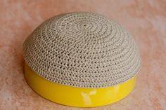How to Crochet a Kippah