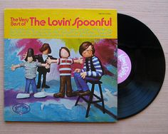 """The Lovin' Spoonful """"The Very Best Of"""" Vinyl Record LP"""