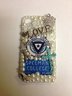 Spelman College IPhone 4 ... Made me want to get an IPhone!