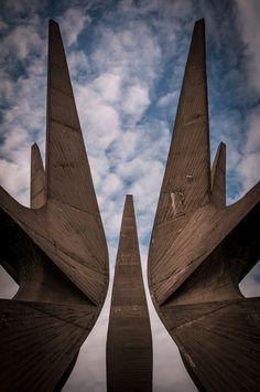 Kosmaj #monument #spomenik #art #architecture