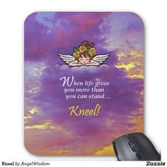 Kneel Mouse Pad